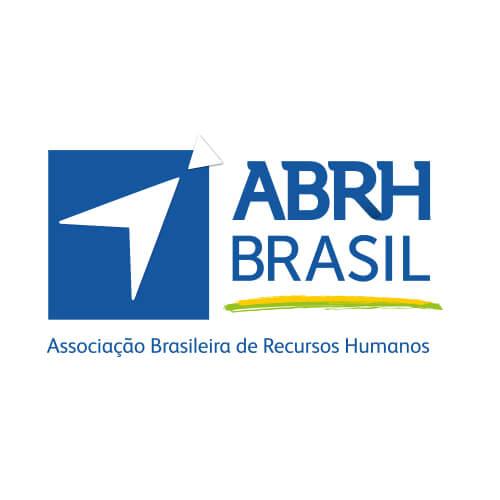 Logo ABRH-Brasil Oribá Comunicação
