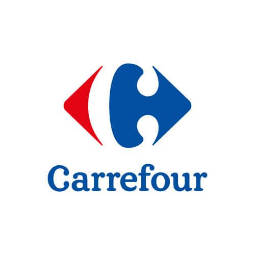 Logo Carrefour Oribá Comunicação