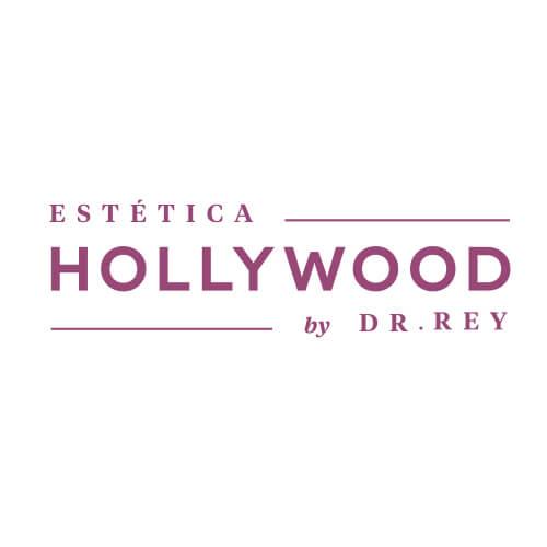Logo Estética Hollywood Oribá Comunicação