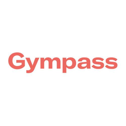 Logo Gympass Oribá Comunicação