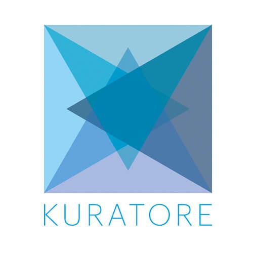 Logo Kuratore Oribá Comunicação
