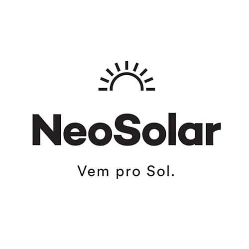 Logo Neo Solar Oribá Comunicação