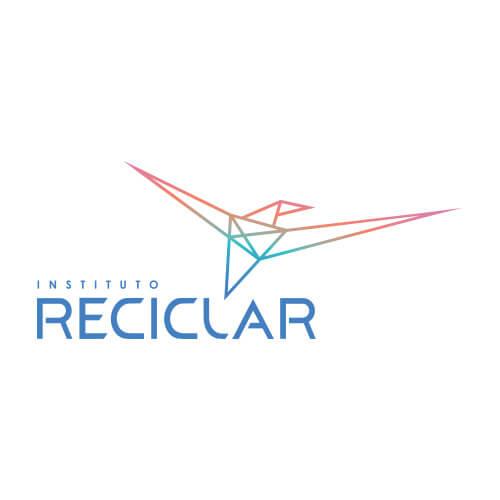 Logo Reciclar Oribá Comunicação