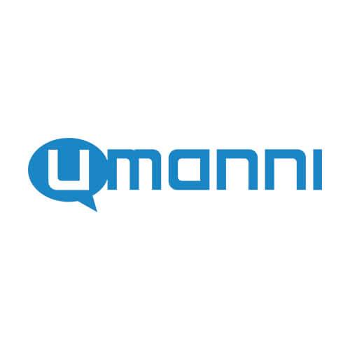 Logo Umanni Oribá Comunicação