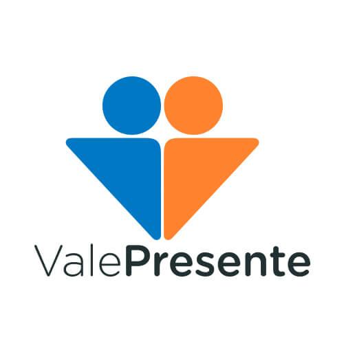 Logo Vale Presente Oribá Comunicação