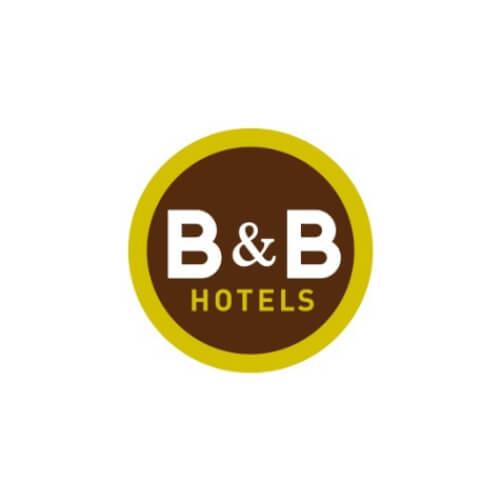 Logo BB Hotels Oribá Comunicação