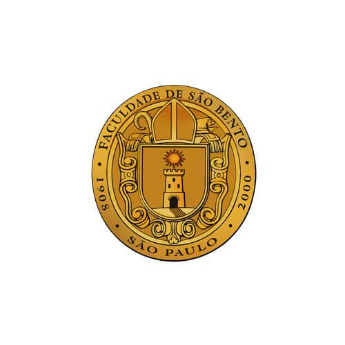 Logo Faculdade São Bento Oribá Comunicação