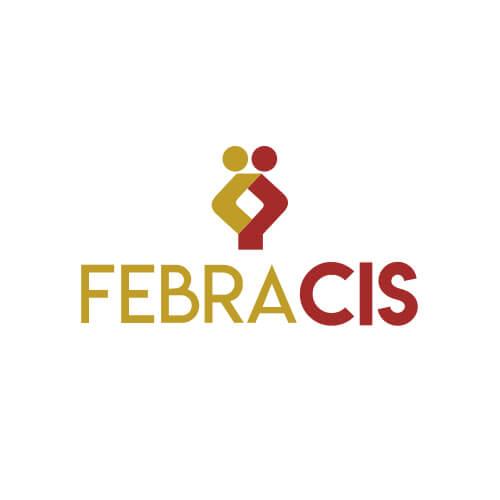 Logo FEBRACIS Oribá Comunicação