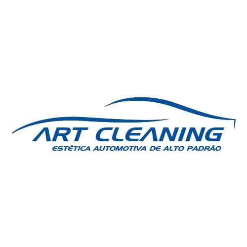 Logo Art Cleaning Cliente Oribá