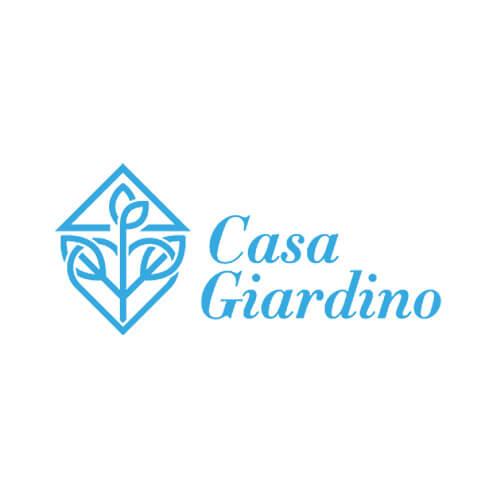 Logo Casa Giardino Cliente Oribá