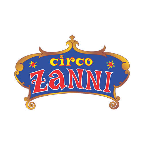 Logo Circo Zanni Cliente Oribá