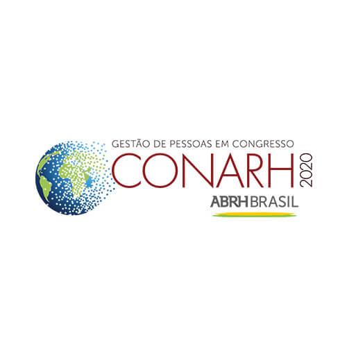 Logo CONARH Oribá Comunicação
