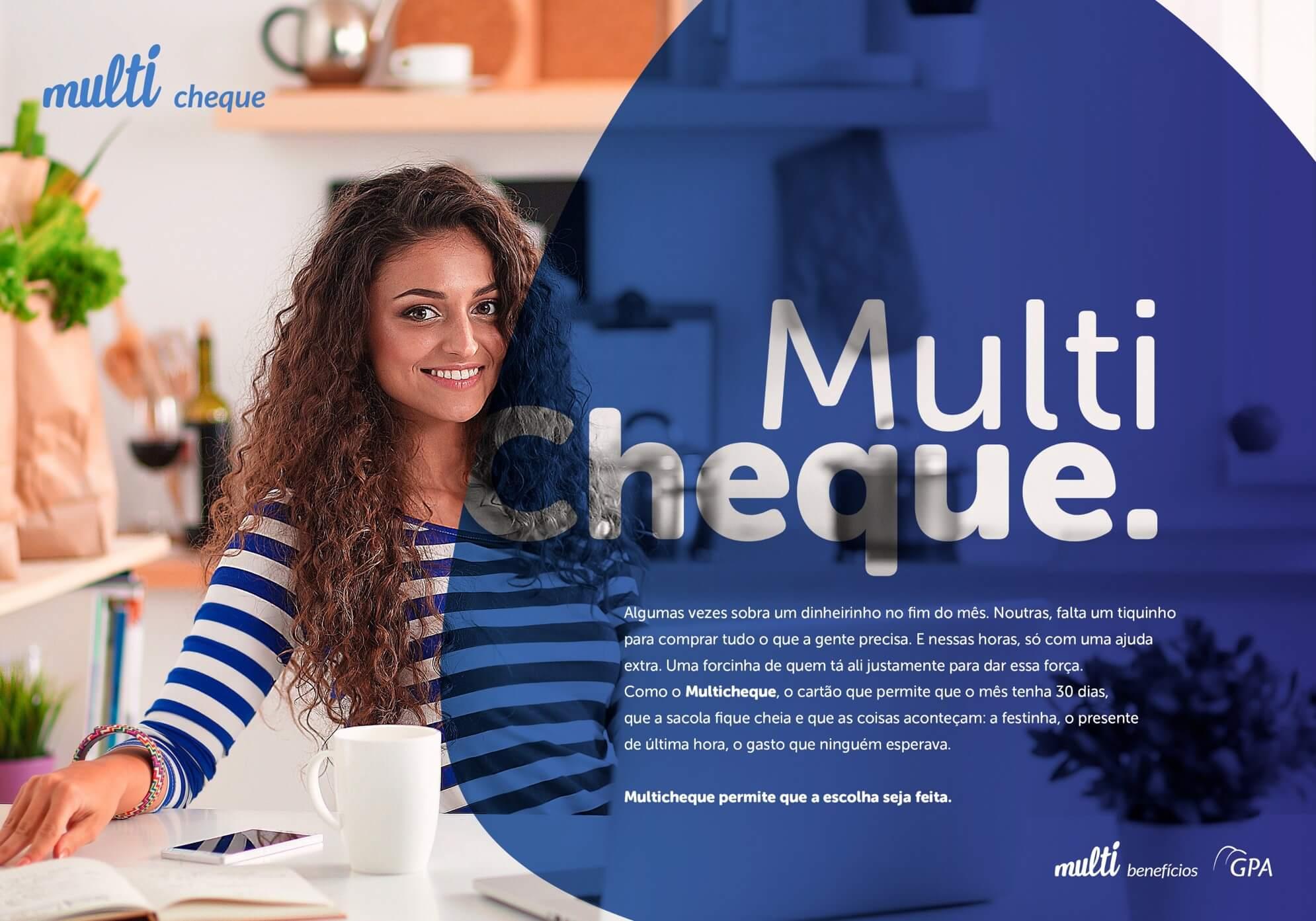 Multibenefícios GPA Nova Identidade Visual