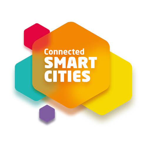 Logo Connected Smart Cities Cliente Oribá