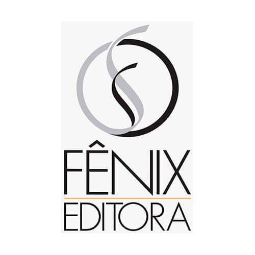 Logo Fênix Editora Cliente Oribá