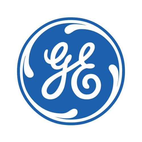 Logo General Eletric GE Cliente Oribá