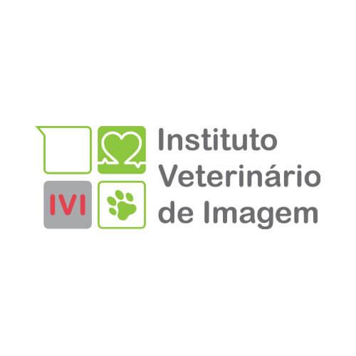 Logo Instituto Veterinário de Imagem IVI Cliente Oribá