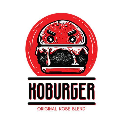 Logo KoBurger Cliente Oribá