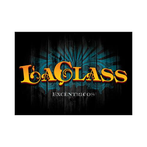Logo LaClass Cliente Oribá