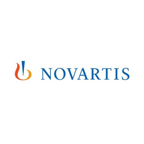 Logo Novartis Cliente Oribá
