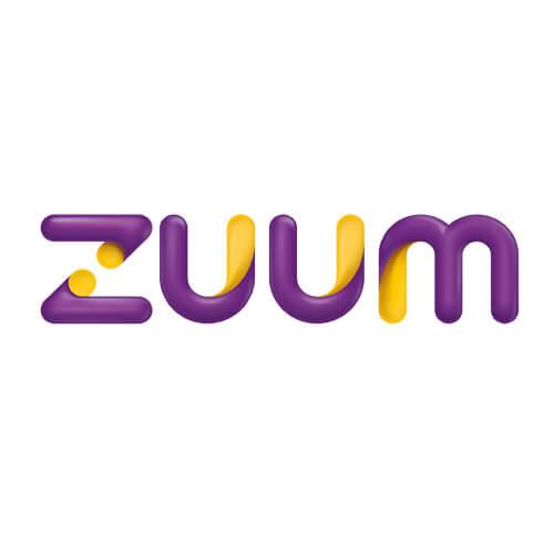 Logo Zuum Cliente Oribá
