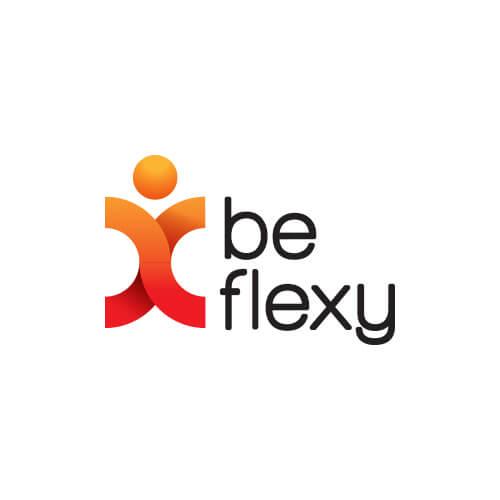 Logo beflexy Cliente Oribá