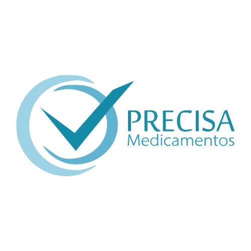 Logo Precisa Medicamentos Cliente Oribá