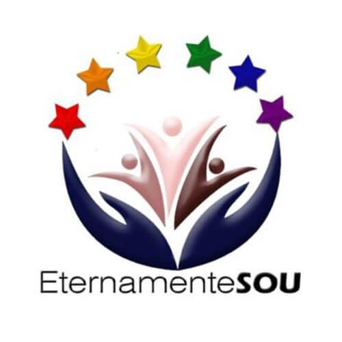Logo Eternamente Sou